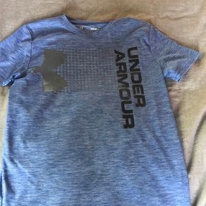 Boys LG UA shirt
